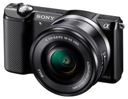 Фотоаппарат Sony Alpha A5000L Kit 16-...