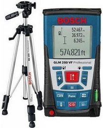 Дальномер Bosch GLM 250VF+ BS 150