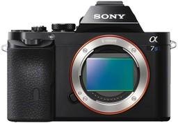 Фотоаппарат Sony Alpha A7S Body ILCE-...