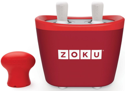 Мороженица Zoku Duo Quick Pop Maker Red