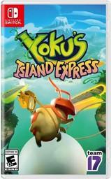 Yoku's Island Express Nintendo Switch...