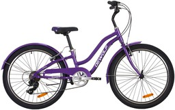 Велосипед Dewolf Wave 24 Pearl Violet 2…