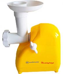 Мясорубка Белвар КЭМ-П2У-302-09 желтый