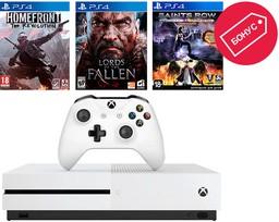 Microsoft Xbox One S 1Tb White ...