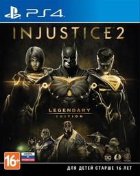 Injustice 2. Legendary Edition PS4 ру...