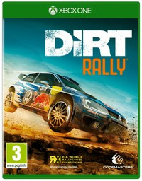 Dirt Rally Xbox One русские субтитры