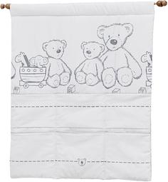 Italbaby Teddy Toys белый
