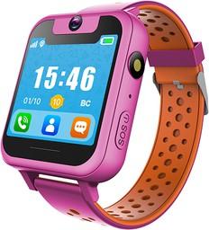 Умные часы Digma Kid K7m Pink/Orange
