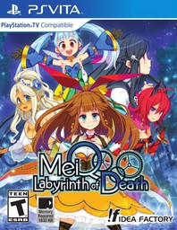 MeiQ: Labyrinth of Death PS Vita англ...