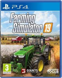 Farming Simulator 19 PS4 русская версия
