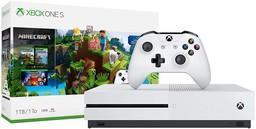 Microsoft Xbox One S 1Tb White + Mine...