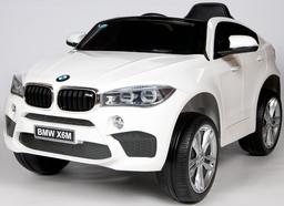 Электромобиль Barty BMW X6M White (од...