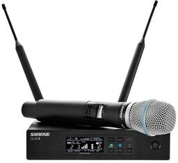 Цифровая радиосистема Shure QLXD24E/B...