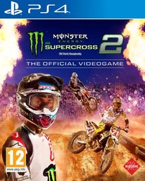 Monster Energy Supercross 2 PS4 англи...