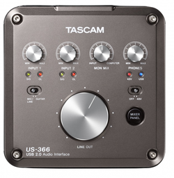 Звуковая карта Tascam US-366