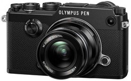 Фотоаппарат Olympus PEN-F Kit 17mm f/...