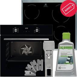 Духовой шкаф Electrolux OKE5C71Z + Ва...