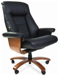 Офисное кресло Chairman 400 чер...