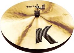"Zildjian K Hi-Hat 13"""