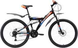Велосипед Black One Flash FS 26 D (20...