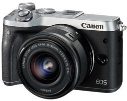 Фотоаппарат Canon EOS M6 Kit EF-M 15-...