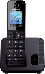 Радиотелефон Panasonic KX-TGH210 Black