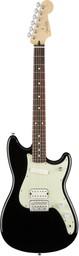 Электрогитара Fender Duo-Sonic HS PF BK