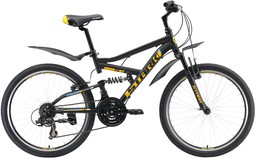 Велосипед Stark Rocket 24.2 FS V (201...