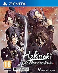 Hakuoki: Edo Blossoms PS Vita английс...