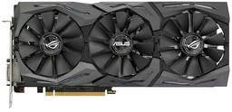 Видеокарта Asus GeForce GTX 1060 ROG ...