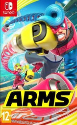 Arms Nintendo Switch русская версия