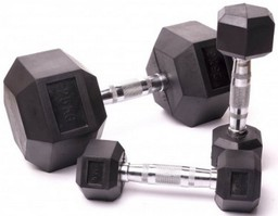 Body-Solid D-05 10 пар 2,5-25 кг