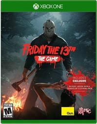 Friday the 13th Xbox One английская в...