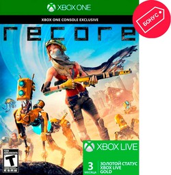 ReCore Xbox One русские субтитры + Xb...