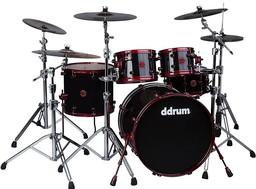 Ddrum Reflex 522 BLK Red