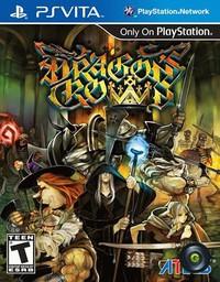 Dragon's Crown PS Vita английская версия