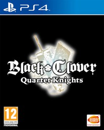 Black Clover: Quartet Knights PS4 анг...