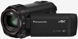 Видеокамера Panasonic HC-VX980 Black
