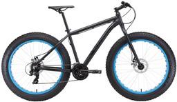 Велосипед Stark Fat 26.2 D (2018) чёр...