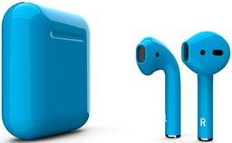Наушники Apple AirPods 1 2016 Blue