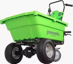 Садовая тележка Greenworks G40GCK4