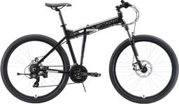 Велосипед Stark Cobra 27.2 D (2019) ч...