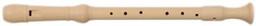Блок-флейта Meinel M320-3