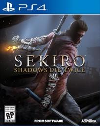 Sekiro: Shadows Die Twice PS4 русские...