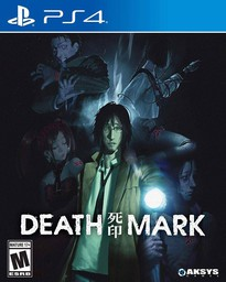 Death Mark PS4 английская версия