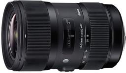 Sigma AF 18-35mm f/1.8 DC HSM Art Canon