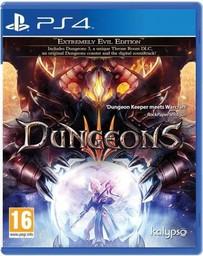 Dungeons 3 PS4 русские субтитры