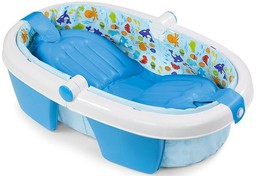 Ванночка Summer Infant Foldaway бело-...