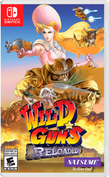 Wild Guns: Reloaded Nintendo Switch а...