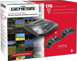 Sega Retro Genesis Modern Wireless 17...